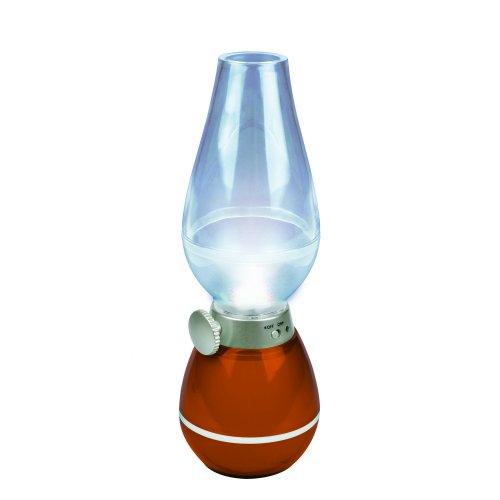TLD-538 Brown-LED-80Lm-5500K-Dimmer Светильник настольный РЕТРО. 3W. Встроенный аккумулятор 400mAh. Коричневый. TM Uniel.