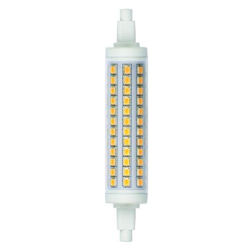LED-J118-12W-WW-R7s-CL PLZ06WH Лампа светодиодная. Прозрачная. Теплый белый свет. Картон. ТМ Uniel.