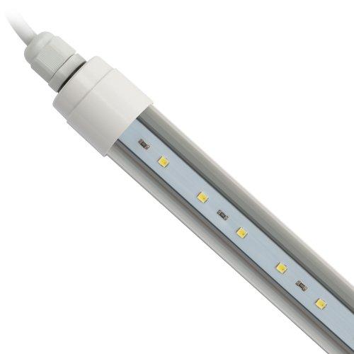 ULY-P60-10W-SCEP-K IP65 DC24V WHITE Светильник для птиц светодиодный линейный. 650мм. c коннектором. Спектр для яйценоскости. TM Uniel