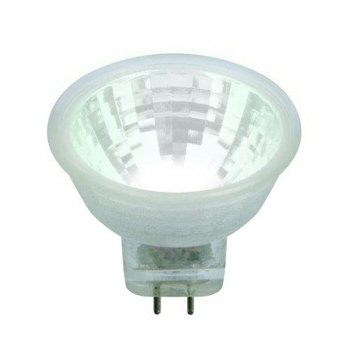 LED-MR11-3W-NW-GU4-220V GLZ21TR  Лампа светодиодная. 220V. Прозрачная. Белый свет 4000K. Картон. ТМ Uniel.