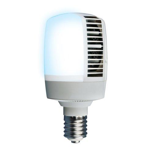 LED-M105-70W-DW-E40-FR ALV02WH Лампа светодиодная. матовая. Серия Venturo. Дневной свет 6500K. Картон. ТМ Uniel