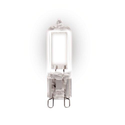 LED-JCD-4W-NW-G9-CL GLZ01TR Лампа светодиодная. прозрачная. Белый свет 4000К. Картон. ТМ Uniel