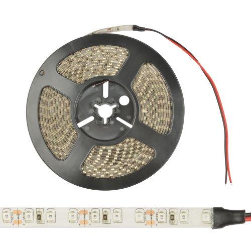 ULS-2835-120LED-m-8mm-IP65-DC12V-9.6W-m-5M-RED Гибкая светодиодная герметичная лента на самоклеящейся основе. Катушка 5 м. в герметичной упаковке. Красный свет. ТМ Uniel.