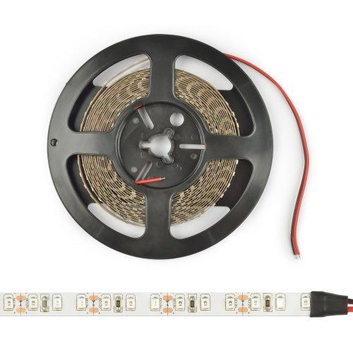 ULS-2835-120LED-m-8mm-IP20-DC12V-9.6W-m-5M-RED Гибкая светодиодная лента на самоклеящейся основе. Катушка 5 м. в герметичной упаковке. Красный свет. ТМ Uniel.