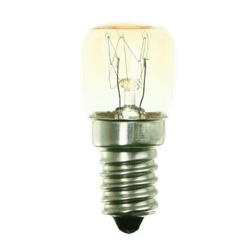 IL-F22-CL-15-E14 Лампа накаливания для духовок. 15Вт. Max.300C. Картон. ТМ Uniel.