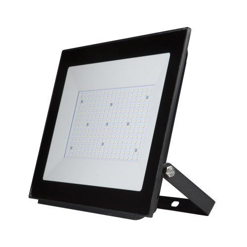 ULF-F20-200W-6500K IP65 195-250В BLACK Прожектор светодиодный. Дневной свет 6500K. Корпус черный. TM Uniel.