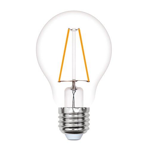 LED-A67-4W-GOLDEN-E27 GLV21GO Лампа светодиодная Vintage. Форма A. золотистая колба. Картон. ТМ Uniel