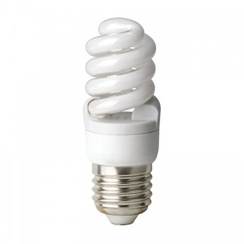 ESL-S41-08-2700-E27 Лампа энергосберегающая. Пластик