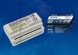 UCH-M131RC-0808 Диммер ламп накаливания. RS485 порт. возможно управление контроллером. 8 входов- 8 выходов