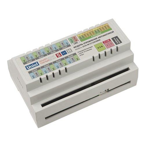 UCH-M121UX-0808 Модуль управления автоматикой. USB порт. 8 входов- 8 выходов