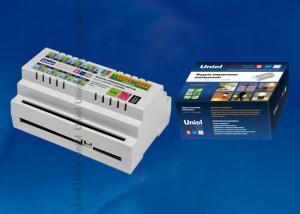 UCH-M111UX-0808 Модуль управления освещением. USB порт. 8 входов- 8 выходов