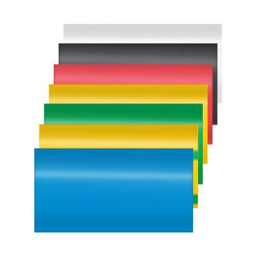 UIS-C010 50-25-21 MIX POLYBAG Термоусадочные трубки Uniel. диаметр до усадки 50мм. после усадки 25мм. длина 10 см. цвет микс 7 цветов. 21 шт-пакет