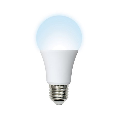 LED-A60-11W-NW-E27-FR-O Лампа светодиодная. Форма A. матовая. Серия Optima. Белый свет. Картон. ТМ Volpe