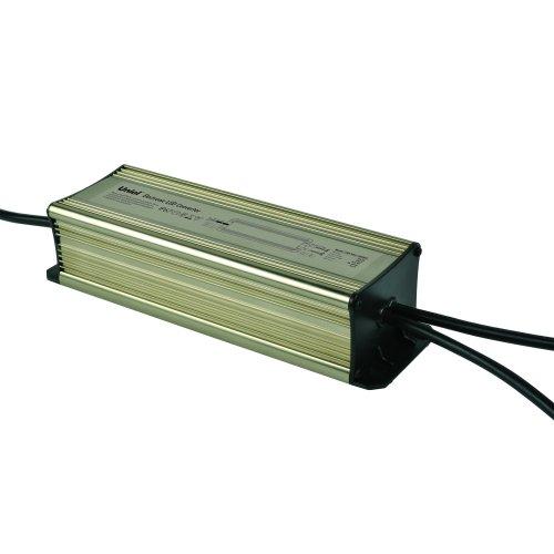 UET-VAL-100A67 Блок питания для светодиодов с защитой от короткого замыкания и перегрузок. алюминиевый корпус. 100Вт. 12В. IP67. 2 выходных канала