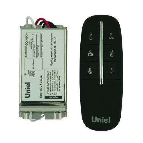UCH-P002-G1-1000W-30M Пульт управления светом. один канал. Блистерная упаковка
