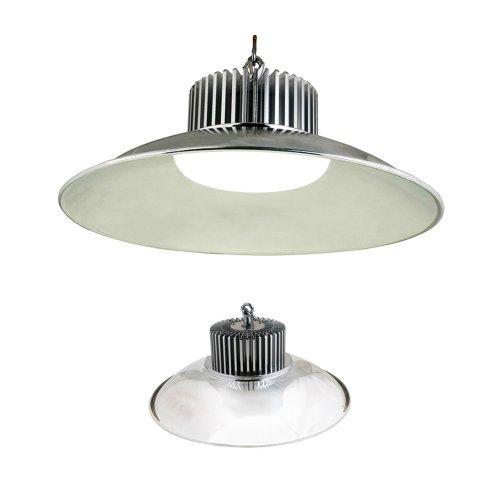 ULY-Q721 70W-NW-D IP20 SILVER Светильник светодиодный промышленный с облегченным корпусом c отражателем. Цвет свечения белый. Цвет корпуса серебряный. ТМ Volpe.
