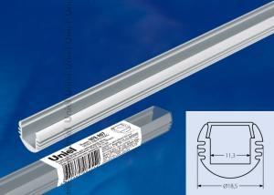 UFE-A07 SILVER 200 POLYBAG Подвесной профиль для светодиодной ленты. анодированный алюминий. Длина 200 см. ТМ Uniel.
