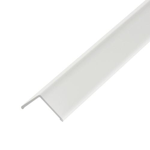 UFE-R05 FROZEN 200 POLYBAG Матовый рассеиватель для алюминиевого профиля. пластик. Длина 200 см. ТМ Uniel.