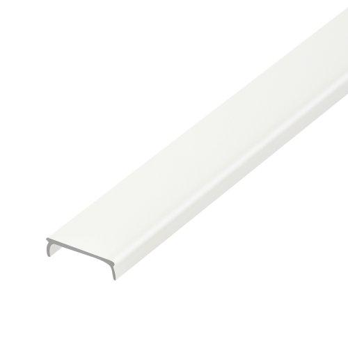 UFE-R08 FROZEN 200 POLYBAG Матовый рассеиватель для алюминиевого профиля. пластик. Длина 200 см. ТМ Uniel.