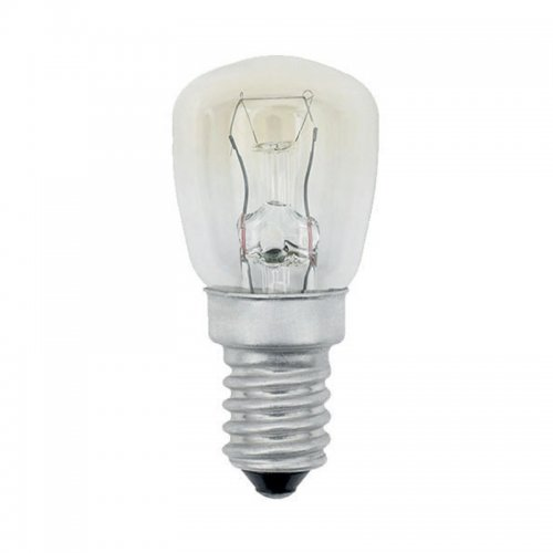 IL-F25-CL-15-E14 Лампа накаливания для холодильников. Картонная упаковка