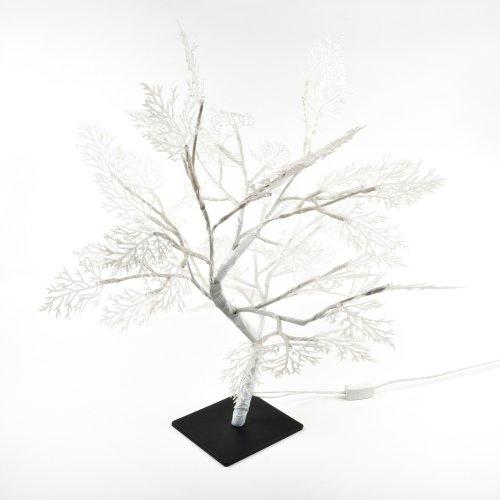 ULD-T3550-054-SWA WHITE-BLUE IP20 FROST Дерево светодиодное Морозко. 50 см. 54 светодиода. Синий и белый свет. Провод белый. TM Uniel.