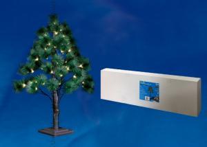 ULD-T5090-056-SBA WARM WHITE IP20 PINE Дерево светодиодное Сосна. 90 см. 56 светодиодов. Теплый белый свет. Провод черный. TM Uniel.