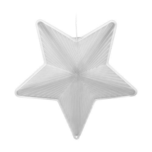 ULD-H4748-045-DTA MULTI IP20 STAR Фигура светодиодная Звезда. 47х48 см. Подвесная. 45 светодиодов. Красный. зеленый. синий свет. Провод прозрачный. TM Uniel.