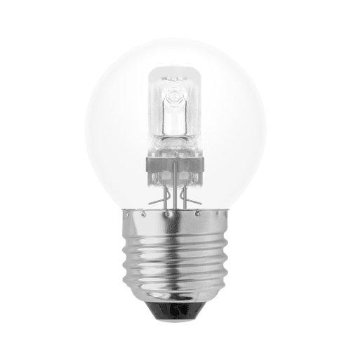 HCL-28-CL-E27 globe Лампа галогенная. Картонная коробка