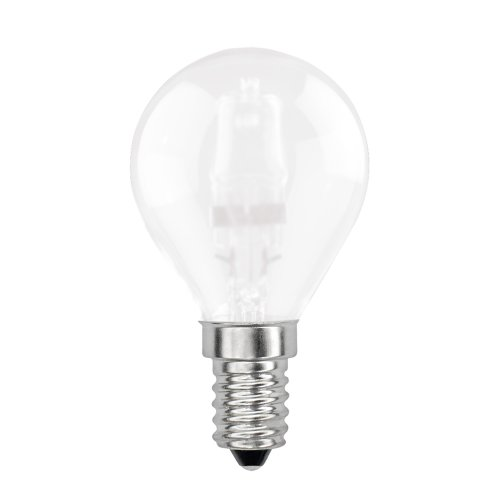 HCL-28-FR-E14 globe Лампа галогенная. Картонная коробка