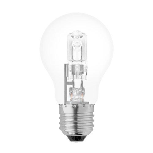HCL-28-CL-E27 Лампа галогенная стандарт. Картонная коробка