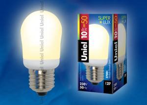 ESL-B40-10-2700-E27 Лампа энергосберегающая. Картонная упаковка