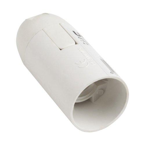 ULH-01-E14-Plastic Патрон подвесной. Термостойкий пластик. Цоколь Е14