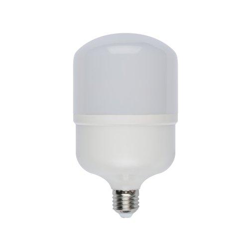 LED-M80-25W-NW-E27-FR-S Лампа светодиодная с матовым рассеивателем. Материал корпуса термопластик. Цвет свечения белый. Серия Simple. Упаковка картон. ТМ Volpe