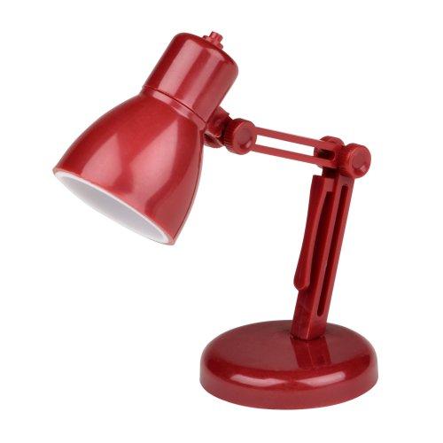 S-KL019-B Red Фонарь Uniel серии Стандарт Replica. пластиковый корпус. 1 LED. упаковка картон. 3хAG3 в-к. цвет красный