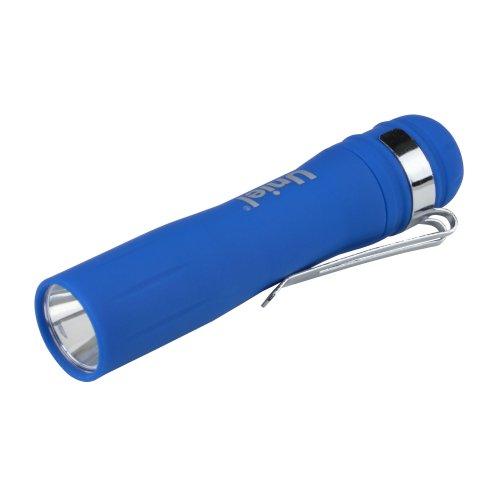 S-LD045-B Blue Фонарь Uniel серии Стандарт Simple Light Debut. пластиковый корпус. 0.5 Watt LED. упаковка блистер. 1хАА н-к. цвет синий