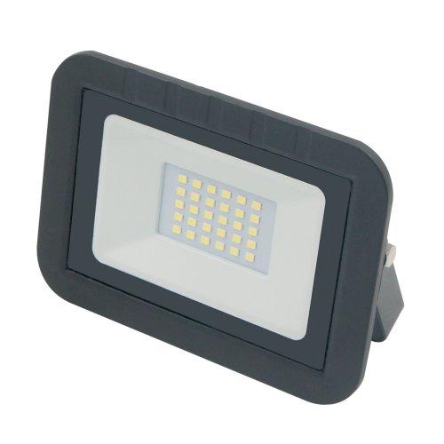 ULF-Q511 30W-DW IP65 220-240В BLACK Прожектор светодиодный. Дневной свет6500К. Корпус черный. TM Volpe.