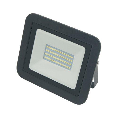 ULF-Q511 50W-DW IP65 220-240В BLACK Прожектор светодиодный. Дневной свет 6500K. Корпус черный. TM Volpe.