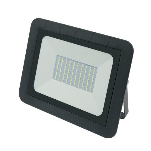 ULF-Q511 100W-DW IP65 220-240В BLACK Прожектор светодиодный. Дневной свет6500К. Корпус черный. TM Volpe.