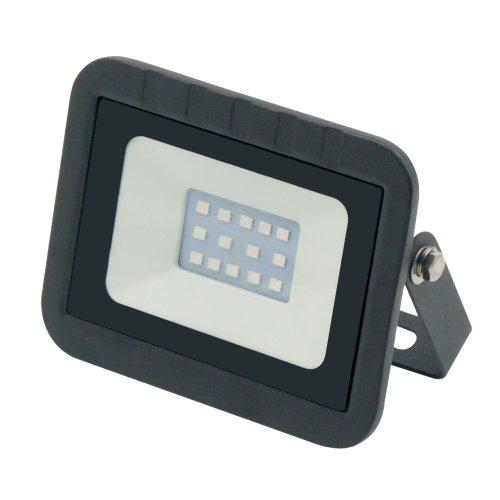 ULF-Q511 10W-BLUE IP65 220-240В BLACK Прожектор светодиодный. Синий свет. Корпус черный. TM Volpe.