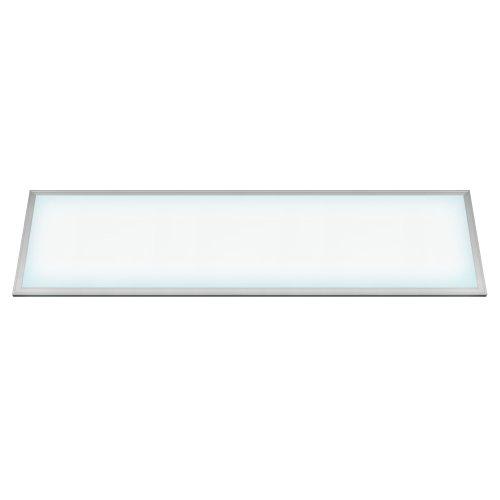 ULP-Q105 18120-45W-NW WHITE Светильник светодиодный потолочный универсальный. Белый свет 4000K. Рассеиватель ПРИЗМА. Встроенный  и-п. Корпус белый. ТМ Volpe.