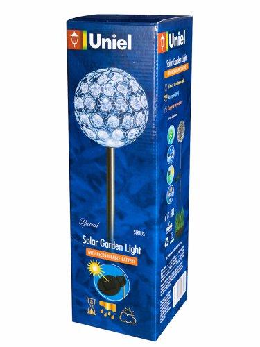 USL-S-064-MT730 Садовый светильник на солнечной батарее Sirius. Серия Special