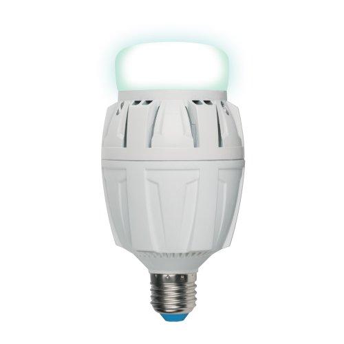 LED-M88-50W-NW-E27-FR ALV01WH Лампа светодиодная с матовым рассеивателем. Материал корпуса алюминий. Цвет свечения белый. Серия Venturo. Упаковка картон.