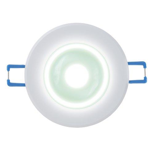 ULM-R31-3W-NW IP20 White картон Светильник светодиодный встраиваемый поворотный. 110-240В. Материал корпуса алюминий. цвет белый. Белый свет.