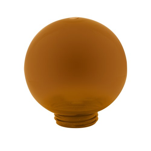 UFP-R150A BRONZE Рассеиватель в форме шара для садово-парковых светильников. Диаметр 150мм. Тип соединения с крепежным элементом резьбовой. Материал САН-пластик. Цвет бронзовый. Упаковка 16 шт. в групповой картонной коробке.