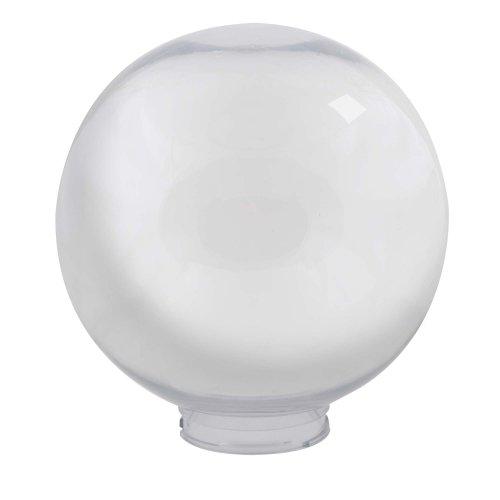 UFP-R250B OPAL Рассеиватель в форме шара для садово-парковых светильников. Диаметр 250мм. Тип соединения с крепежным элементом посадочный. Материал САН-пластик. Цвет молочный.  TM Uniel