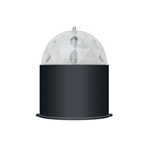 Светодиодный светильник-проектор ULI-Q302. Серия DISCO. многоцветный. ТМ VOLPE. Напряжение 220В. Кабель с вилкой в комплекте Цвет корпуса черный.