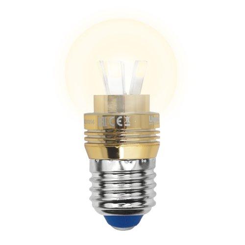 LED-G45P-5W-WW-E27-CL ALC02GD Лампа светодиодная пятилепестковая. Форма шар. прозрачная колба. Материал корпуса алюминий. Цвет свечения теплый белый. Цвет корпуса золотой. Серия Crystal. Упаковка пластик
