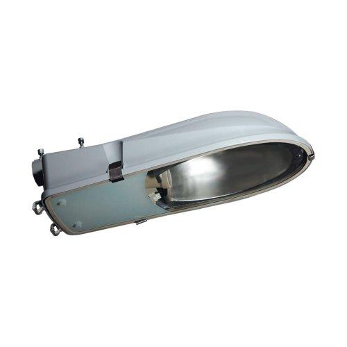 UUL-V62X IP65 GREY Светильник уличный. Плоский рассеиватель из закаленного силикатного стекла. Цоколь E27. Напряжение 220В. Степень защиты IP65. Цвет корпуса серый. Диаметр кронштейна 48мм.