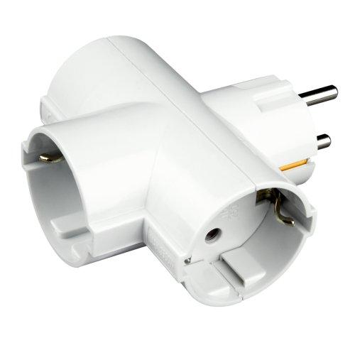S-GES3-16T Разветвитель сетевой Uniel. количество розеток – 3. Максимальный ток 16А. Максимальная мощность нагрузки – 3500Ватт. заземление. упаковка – пакет