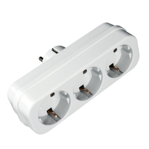 S-GES3-16P Разветвитель сетевой Uniel. количество розеток – 3. Максимальный ток 16А. Максимальная мощность нагрузки – 3500Ватт. заземление. упаковка – пакет